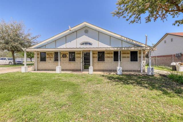 5921 Wilbarger Street, Fort Worth, TX 76119 (MLS #14319820) :: All Cities USA Realty