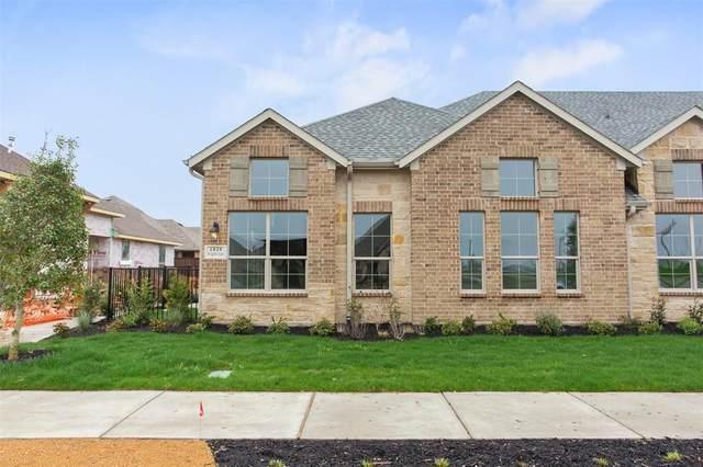 1020 Foxglove Lane, Prosper, TX 75078 (MLS #14319844) :: Real Estate By Design