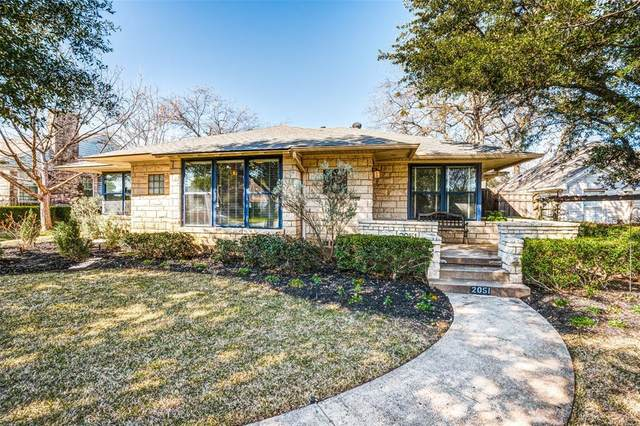 2051 Marydale Drive, Dallas, TX 75208 (MLS #14319857) :: The Hornburg Real Estate Group