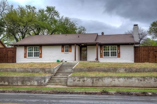 1635 W Pentagon Parkway, Dallas, TX 75224 (MLS #14319875) :: The Hornburg Real Estate Group