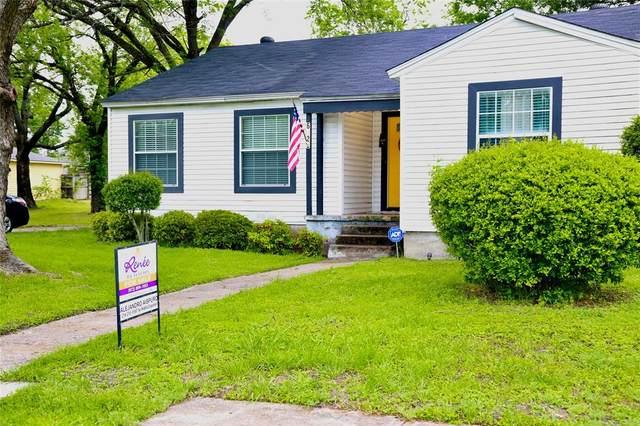 6523 Ethel Drive, Dallas, TX 75227 (MLS #14319930) :: The Hornburg Real Estate Group