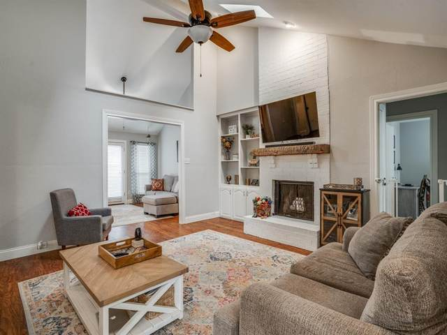 1857 Yorkshire Circle, Lewisville, TX 75067 (MLS #14319958) :: The Hornburg Real Estate Group