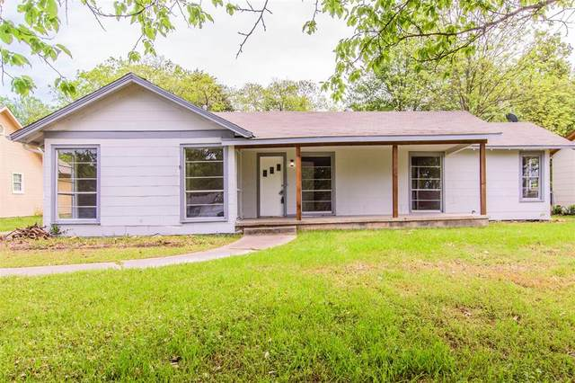 2518 Monroe Street, Commerce, TX 75428 (MLS #14320032) :: Tenesha Lusk Realty Group