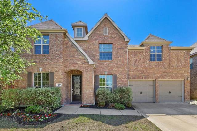 12940 Royal Ascot Drive, Fort Worth, TX 76244 (MLS #14320087) :: The Mauelshagen Group