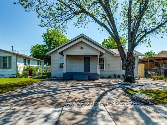 5605 Farnsworth Avenue, Fort Worth, TX 76107 (MLS #14320367) :: Real Estate By Design
