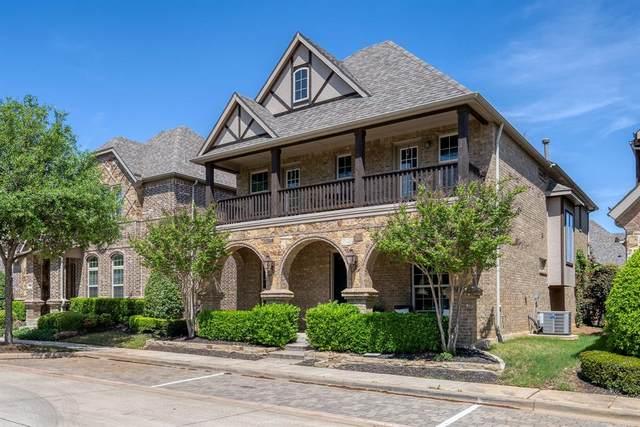 3744 Shumard Oak Lane, Colleyville, TX 76034 (MLS #14320631) :: The Tierny Jordan Network