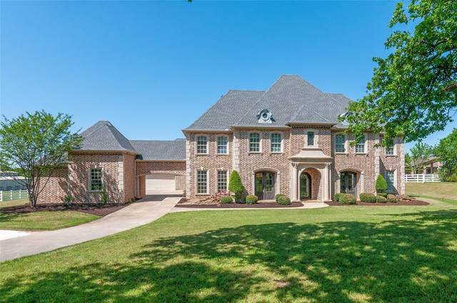 963 Noble Champions Way, Bartonville, TX 76226 (MLS #14320737) :: North Texas Team | RE/MAX Lifestyle Property