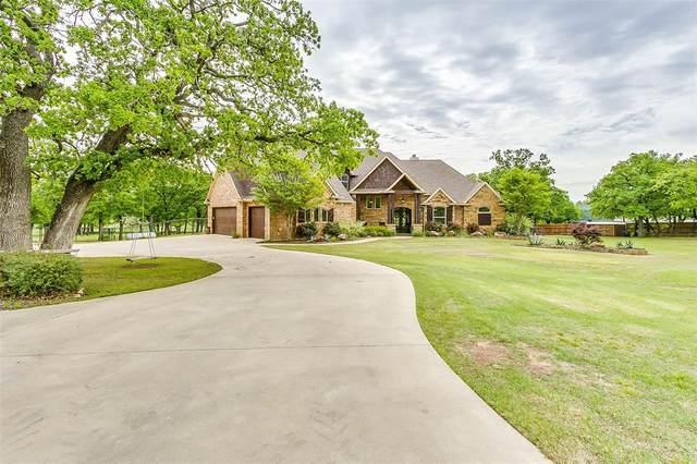 12861 Rendon Road, Burleson, TX 76028 (MLS #14320756) :: Robbins Real Estate Group