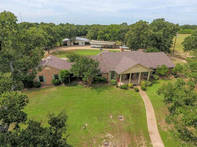4013 County Rd 4112, Campbell, TX 75422 (MLS #14320816) :: Bray Real Estate Group