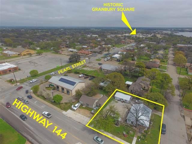 123 S Morgan Street, Granbury, TX 76048 (MLS #14320861) :: Bray Real Estate Group