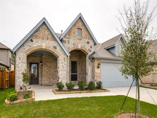 1412 Thrasher Drive, Little Elm, TX 75068 (MLS #14321120) :: All Cities USA Realty