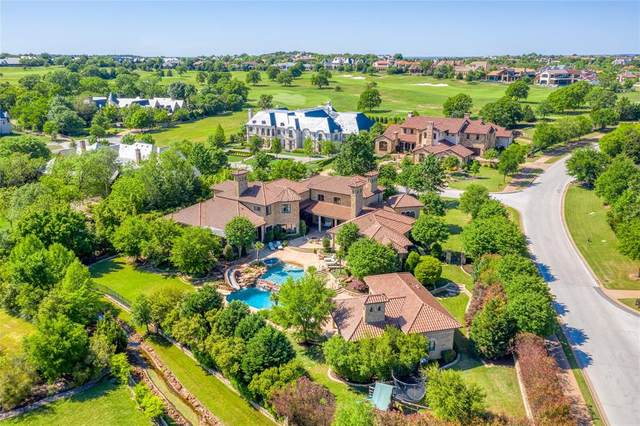 2001 Navasota Cove, Westlake, TX 76262 (MLS #14321187) :: The Kimberly Davis Group