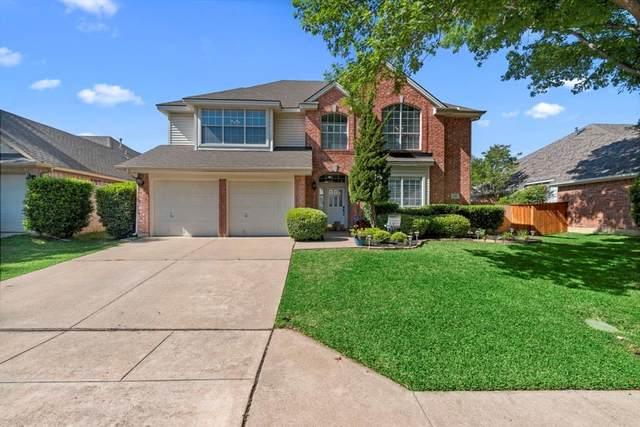 3513 Stone Creek Lane S, Fort Worth, TX 76137 (MLS #14321274) :: The Chad Smith Team