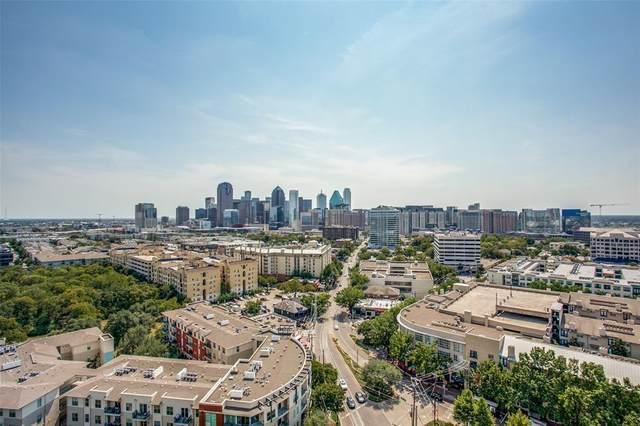 3030 Mckinney Avenue #2304, Dallas, TX 75204 (MLS #14321496) :: Century 21 Judge Fite Company