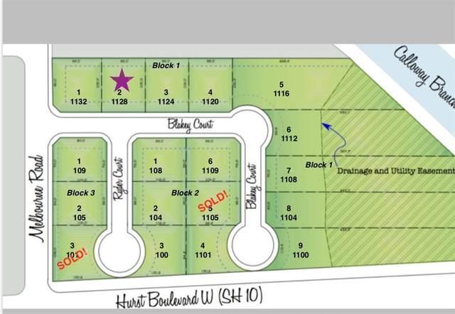 1112 Blakey Court, Hurst, TX 76053 (MLS #14321575) :: Premier Properties Group of Keller Williams Realty
