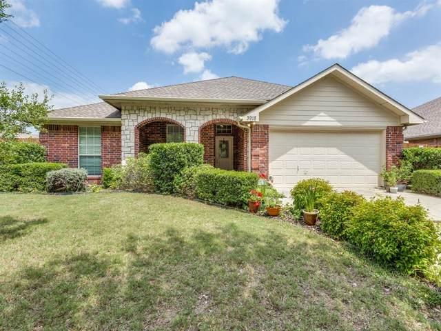 3918 Teal Drive, Denton, TX 76208 (MLS #14321866) :: Real Estate By Design