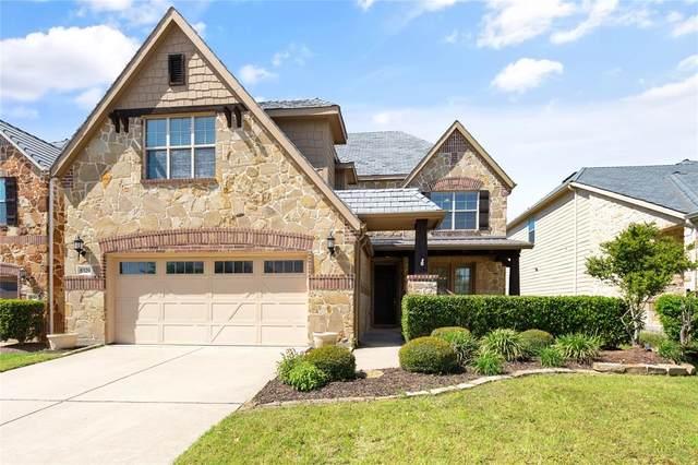 8320 Texian Trail, Mckinney, TX 75070 (MLS #14321982) :: Frankie Arthur Real Estate