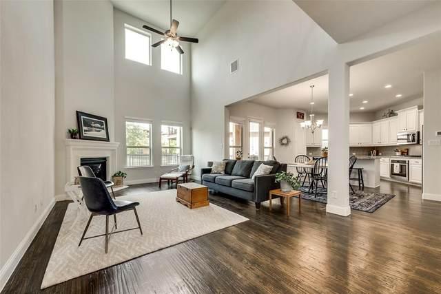 2660 Villa Di Lago #1, Grand Prairie, TX 75054 (MLS #14322159) :: The Hornburg Real Estate Group