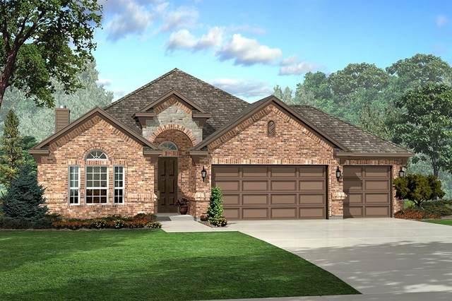 617 Golden Bell Drive, Glenn Heights, TX 75154 (MLS #14322536) :: Team Tiller