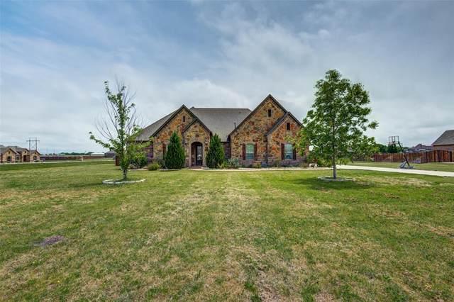101 Mesquite Court, Decatur, TX 76234 (MLS #14322621) :: HergGroup Dallas-Fort Worth