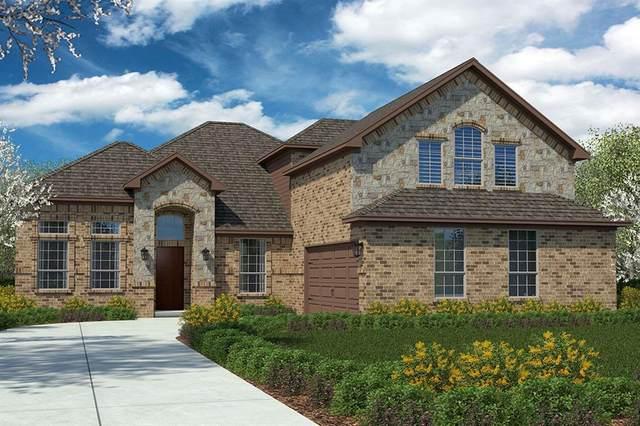 616 Golden Bell Drive, Glenn Heights, TX 75154 (MLS #14322666) :: Team Tiller