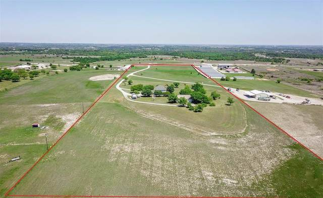 2156 E Highway 380, Decatur, TX 76234 (MLS #14322677) :: NewHomePrograms.com LLC