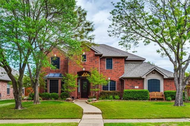 5411 Galahad Lane, Richardson, TX 75082 (MLS #14322729) :: Tenesha Lusk Realty Group