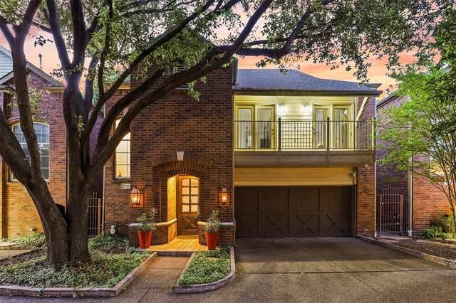 3719 Douglas Avenue, Dallas, TX 75219 (MLS #14322782) :: Trinity Premier Properties