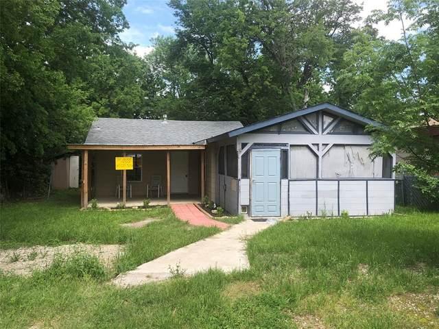 3002 Loraine Street, Fort Worth, TX 76106 (MLS #14322827) :: Team Tiller