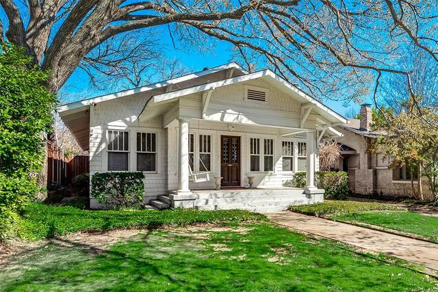 1621 Western Avenue, Fort Worth, TX 76107 (MLS #14323059) :: The Mitchell Group