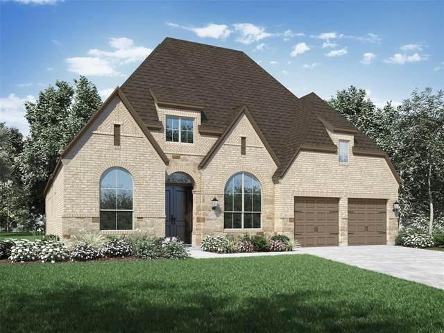 1721 Deerwood Lane, Prosper, TX 75078 (MLS #14323111) :: The Kimberly Davis Group