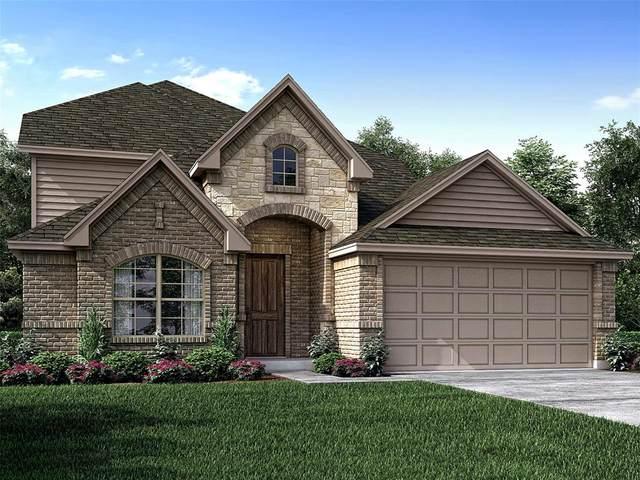 301 Ben Thomas Street, Burleson, TX 76028 (MLS #14323133) :: The Mitchell Group