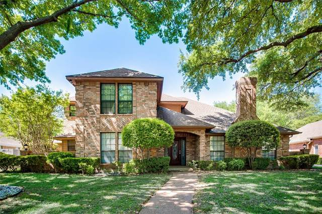 6713 Ashbrook Drive, Fort Worth, TX 76132 (MLS #14323182) :: Potts Realty Group