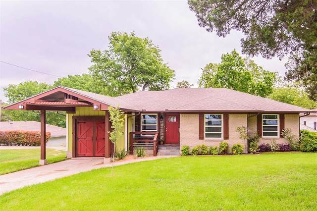 2212 Lanark Avenue, Dallas, TX 75203 (MLS #14323196) :: The Hornburg Real Estate Group