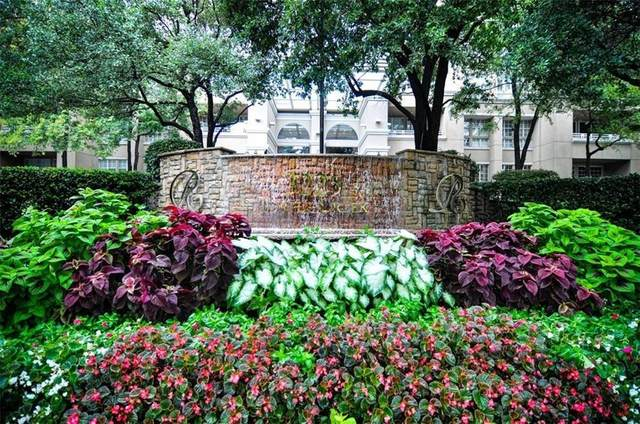 3225 Turtle Creek Boulevard #1017, Dallas, TX 75219 (MLS #14323218) :: The Mitchell Group