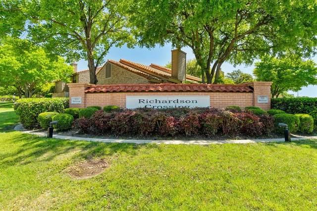 333 Melrose Drive 35B, Richardson, TX 75080 (MLS #14323269) :: Century 21 Judge Fite Company