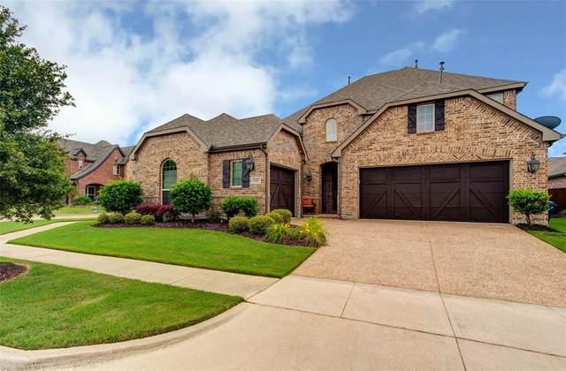 5401 Dimebox Drive, Mckinney, TX 75070 (MLS #14323704) :: Frankie Arthur Real Estate