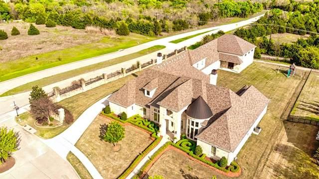 161 Old Vineyard Lane, Heath, TX 75032 (MLS #14323751) :: RE/MAX Landmark