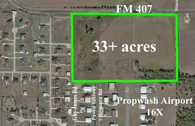 0000 Fm 407, Justin, TX 76247 (MLS #14324237) :: The Daniel Team