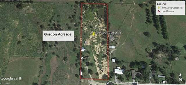 406 W Bell Street, Gordon, TX 76453 (MLS #14324331) :: Robbins Real Estate Group