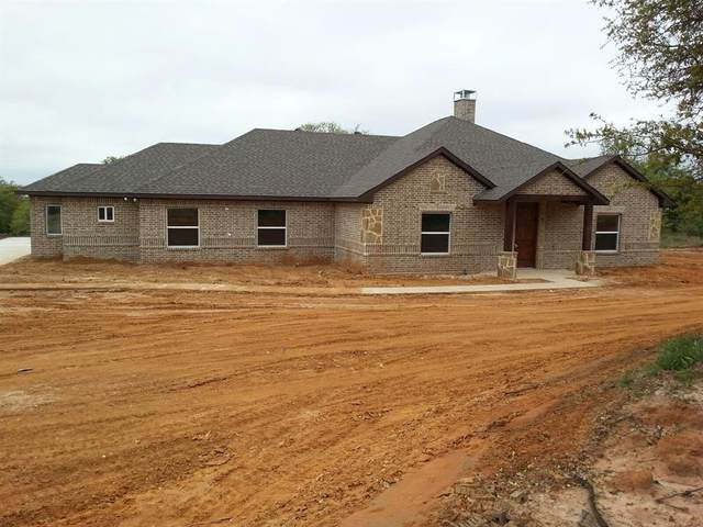 Lot 4 Carter Road, Weatherford, TX 76085 (MLS #14324514) :: Tenesha Lusk Realty Group