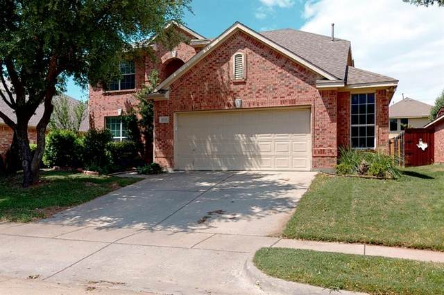 11525 Crystal Falls Drive, Fort Worth, TX 76244 (MLS #14324556) :: The Tierny Jordan Network