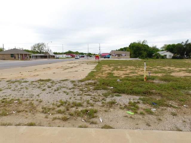513 W Main Street, Eastland, TX 76448 (MLS #14324635) :: The Tierny Jordan Network