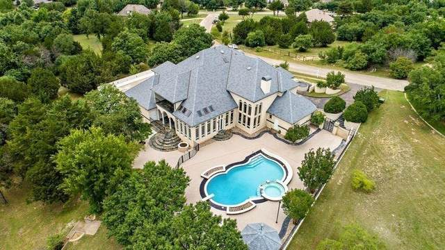 2308 Hillview Court, Weatherford, TX 76087 (MLS #14324742) :: The Heyl Group at Keller Williams