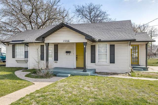 1506 N College Street, Mckinney, TX 75069 (MLS #14324783) :: All Cities USA Realty