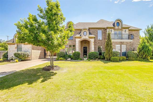 126 Links Lane, Aledo, TX 76008 (MLS #14324931) :: Potts Realty Group