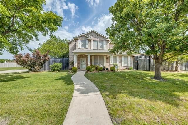 3644 Smoketree Drive, Rockwall, TX 75032 (MLS #14325110) :: Team Tiller