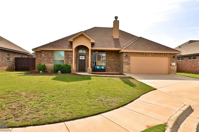 7209 Raven Court, Abilene, TX 79602 (MLS #14325111) :: The Tierny Jordan Network
