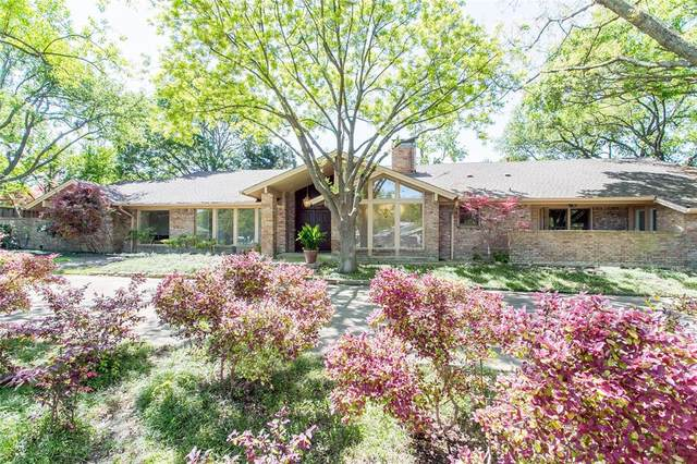6809 Mossvine Circle, Dallas, TX 75254 (MLS #14325184) :: Team Tiller