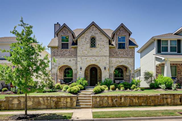 904 Hermitage Lane, Mckinney, TX 75069 (MLS #14325335) :: All Cities USA Realty